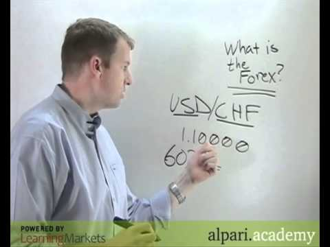 Lesson 1 – What is Forex and how does It work?