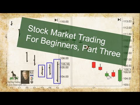 Stock Market Trading For Beginners Part 3