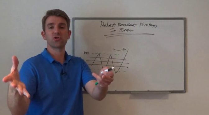 Forex Strategies: The Retest Breakout Trading System ?