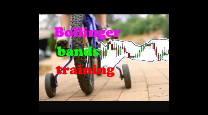Bollinger bands as a training tool: Stock chart technical indicat…