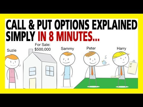 Call Options & Put Options Explained Simply In 8 Minutes (How To …