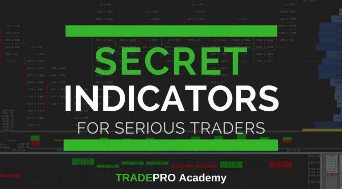 Secret stock trading system