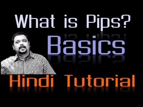 What is Pip in Forex Trading? Hindi Tutorial Video