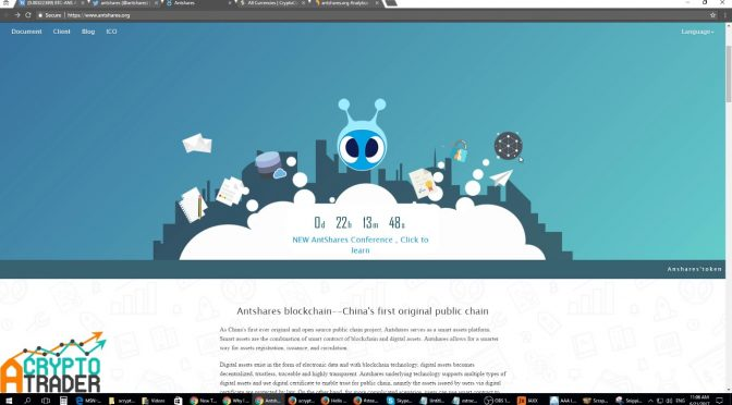 Antshares Technical Analysis – Why I Bought Antshares