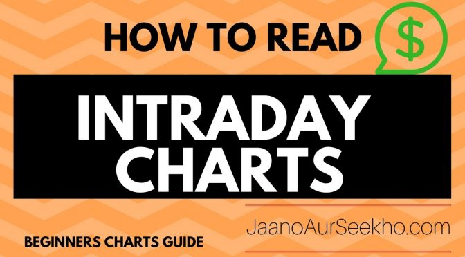 How to use Intraday Charts – Basics for beginners