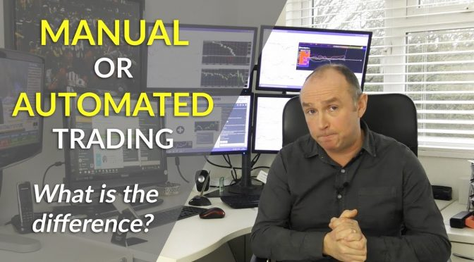 Forex Robots Make More Money!? We Compare Automated Trading and M…