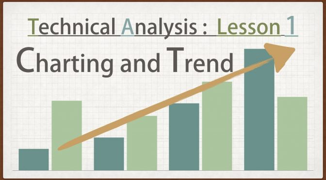 Technical Analysis Lesson 1 : Stock Charting and Trend Analysis |…