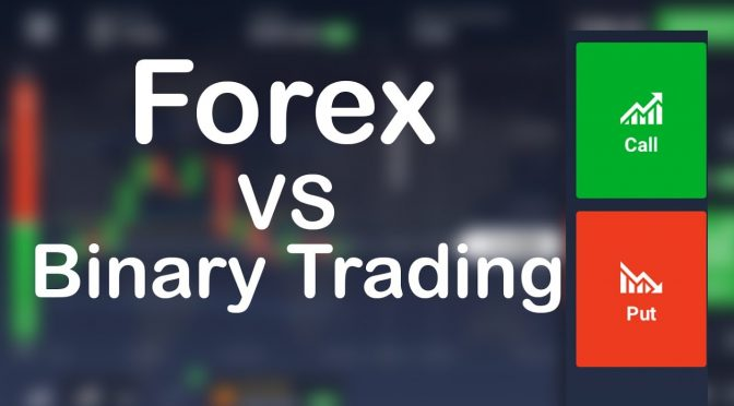 Difference Between Forex and Binary Options Trading – Binary Opti…