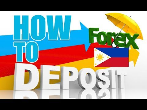How to Deposit in Forex Trading Account Philippines