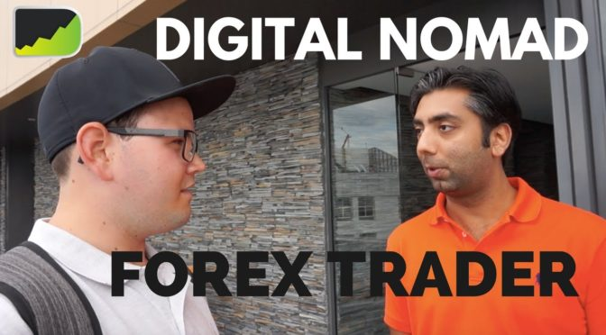 Hanging Out With A Digital Nomad Forex Trader | Bangkok Forex Tra…