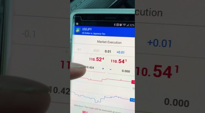 FOREX TRADING FROM CELL PHONE – META TRADER 4 ON ANDROID & RISK M…