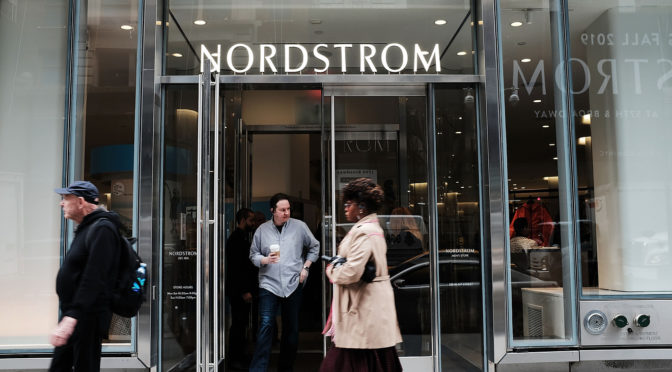 The Ratings Game Nordstrom Shares Sink As Full Price