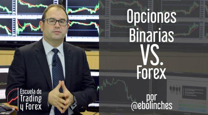 Opciones binarias vs apuestas de spread