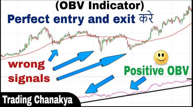 Obv indicator forex